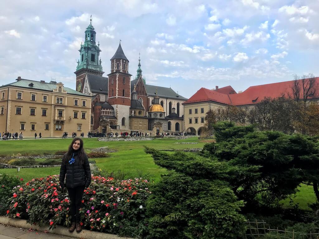 Polonia Wawel Castle Daniela Bojinca Blog