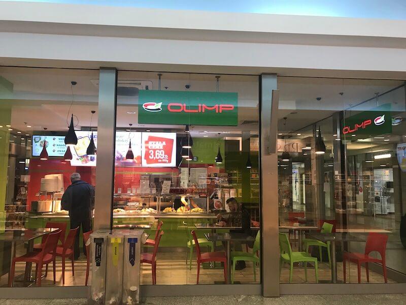 Restaurant Olimp Gara Autogara Cracovia Polonia Daniela Bojinca Blog