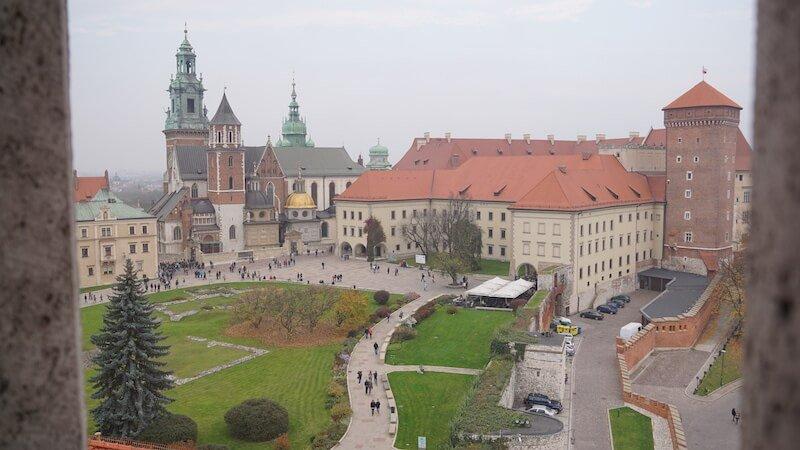 Wawel Castle Cracovia de sus Polonia Daniela Bojinca Blog