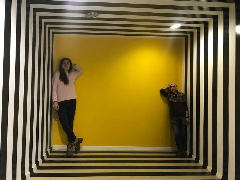 museum of senses iluzie daniela bojinca blog weekend