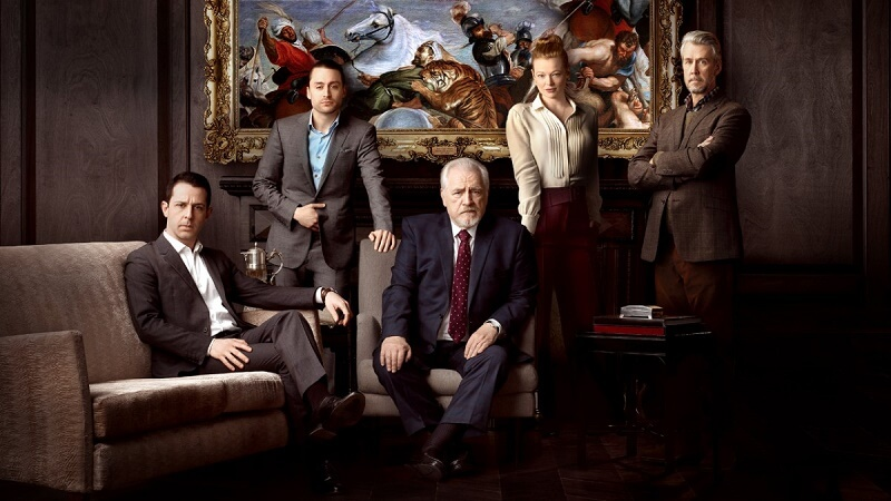 succession hbo go
