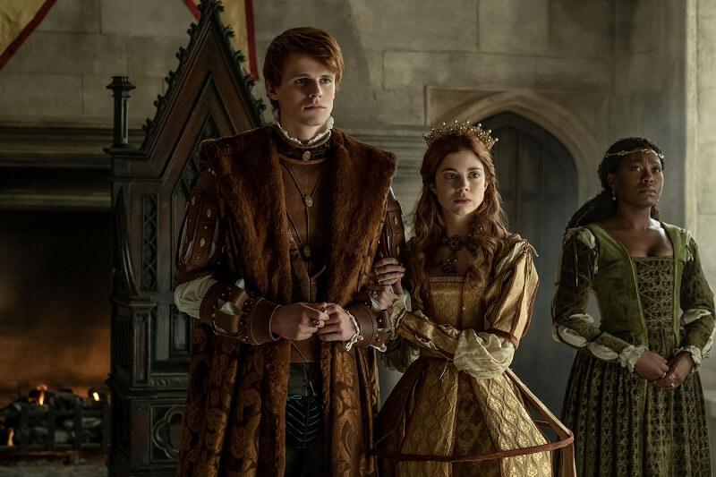 the spanish princess - printesa spaniola - catherine of aragon - henry VIII anglia - serial hbo go monarhii - daniela bojinca blog