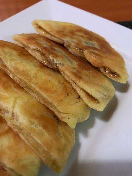 cele mai bune locuri cu mancare din Bucuresti restaurant seoul Clătitele tradiționale Hotteok