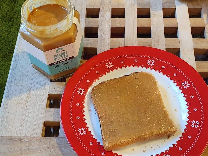 peanut butter sunday bites