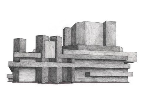 Daniela Brahm, London Series (modern (no bricks)) 2004-06