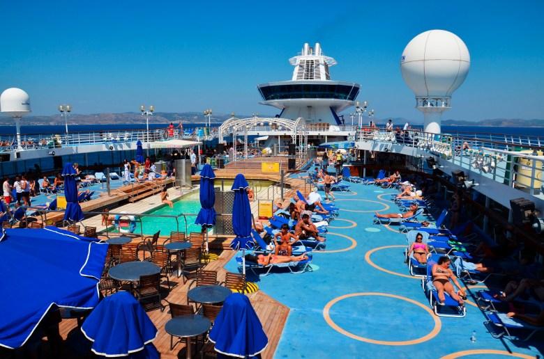 Cruzeiro Ilhas Gregas