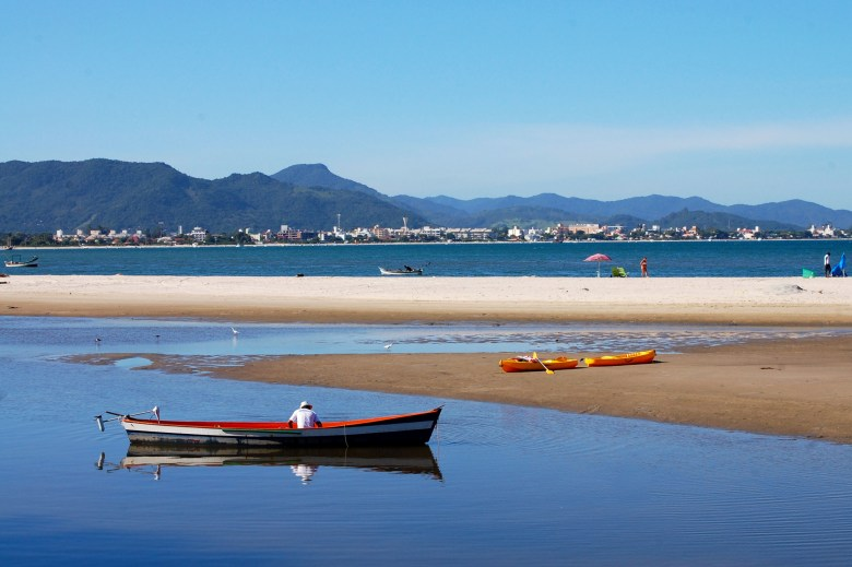 Praia de Ponta das Canas, Florianópolis