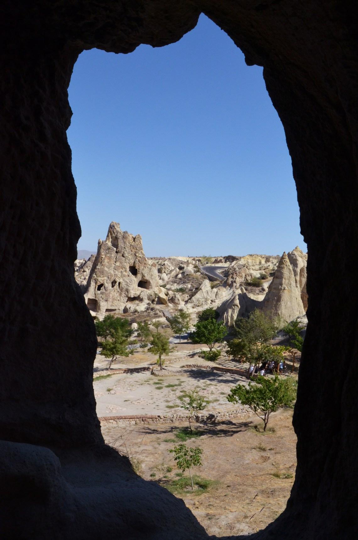 Goreme Open Air Museum, Capadocia