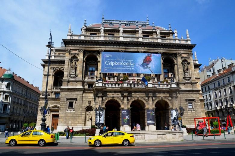 Ópera - Budapeste