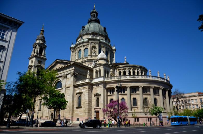 Basílica de Santo Estêvão, budapeste, hungria, pontos turísticos