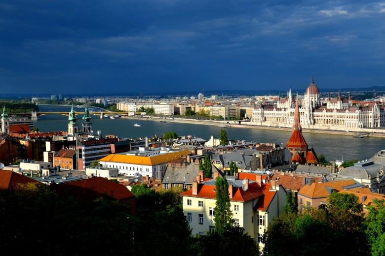 Budapeste, fisherman's bastion