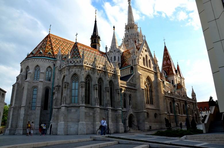 matthias church, budapeste, hungria, pontos turísticos