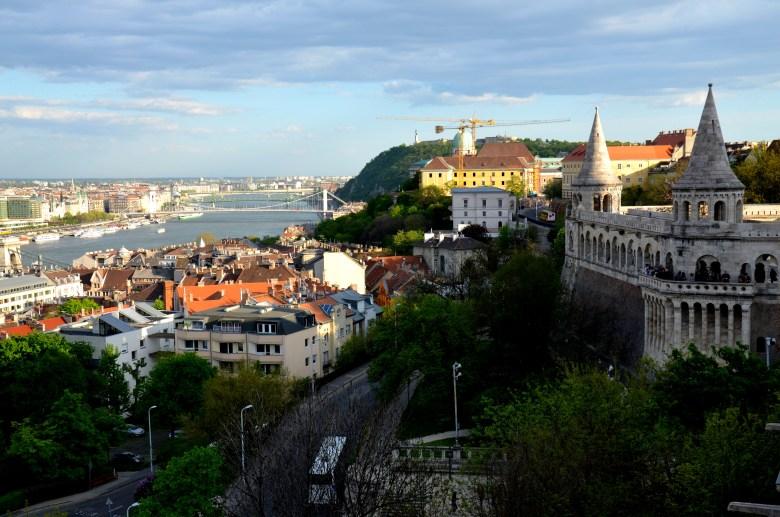 bastião dos pescadores - budapeste - hungria - pontos turísticos