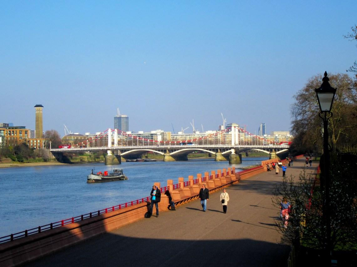Battersea Park/Rio Thames