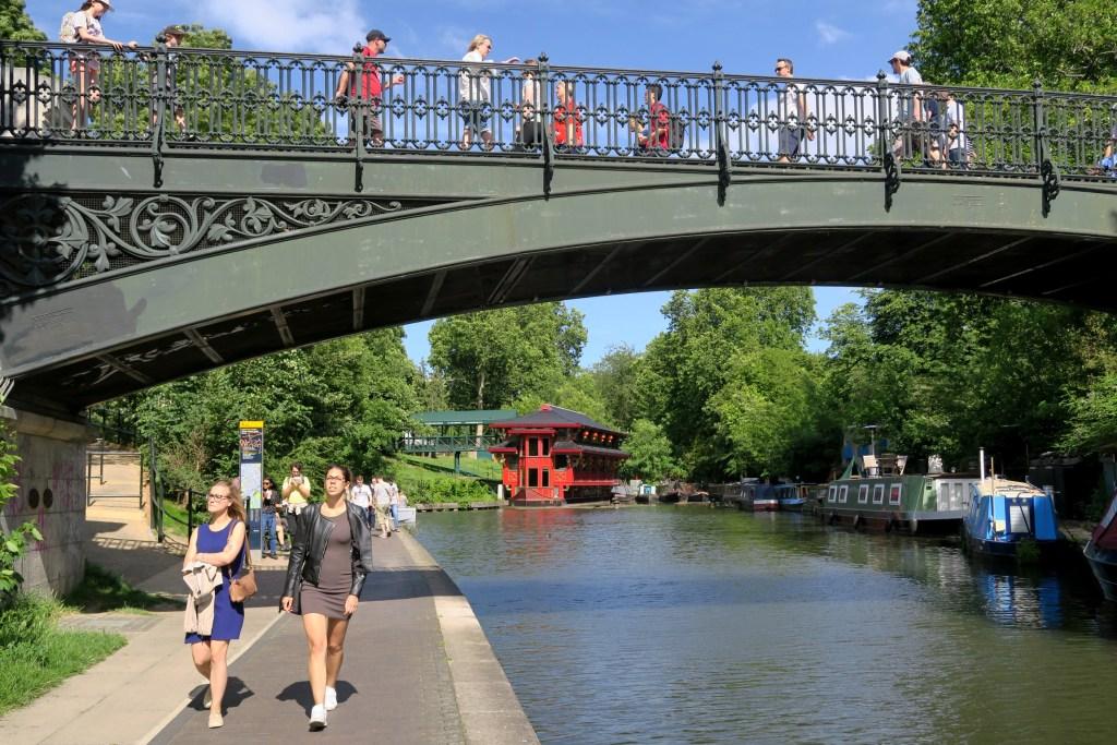 Regents Canal, Londres