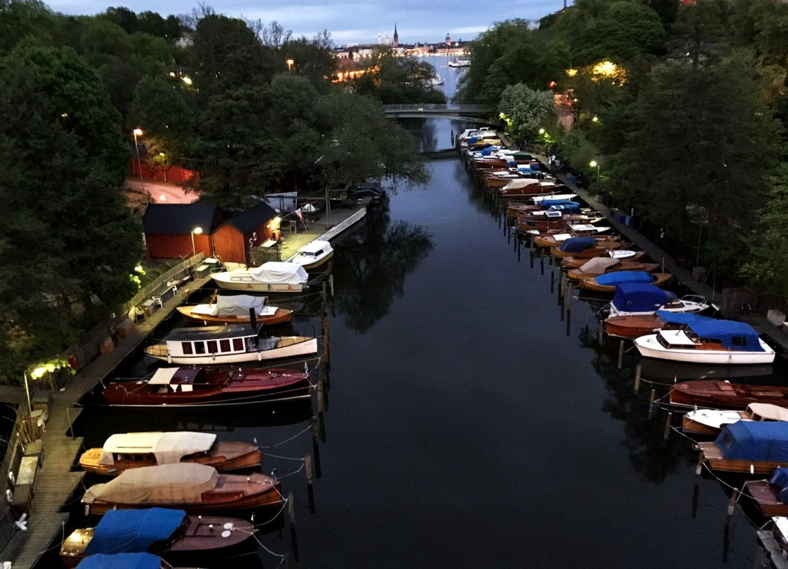 Estocolmo, Vasterbron