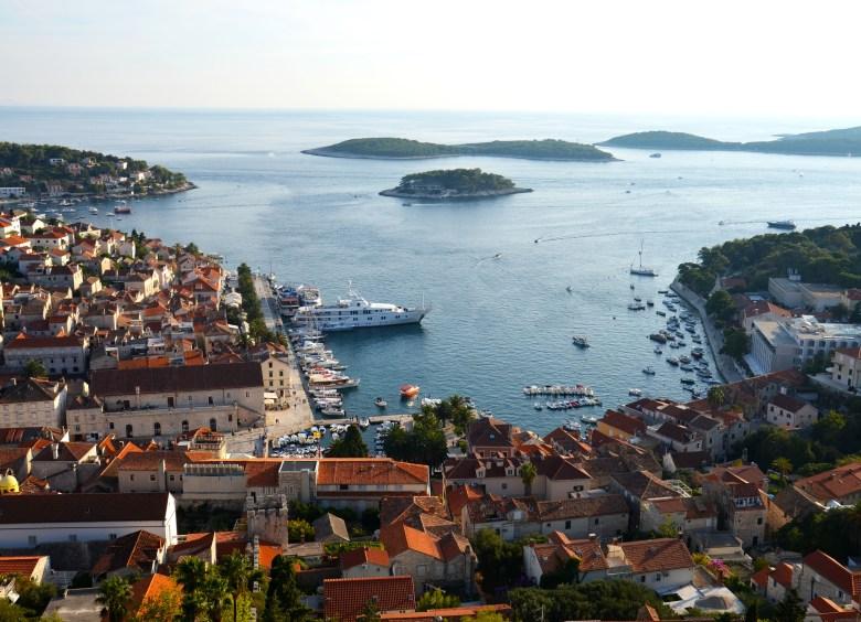 ilha Hvar - Croácia