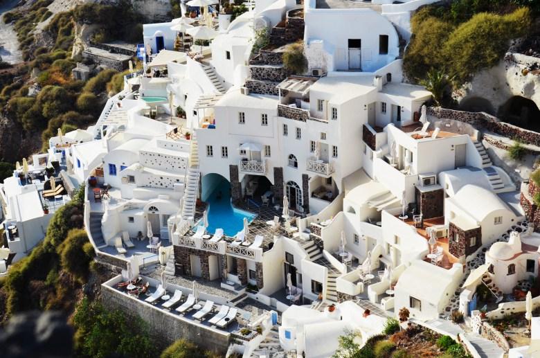 casasbrancas-santorini- cruzeiro - ilhas gregas
