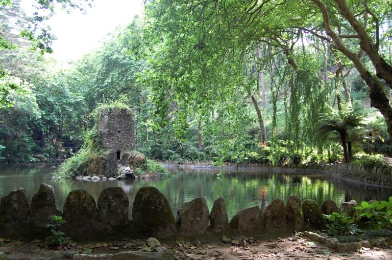 parque da pena - sintra - portugal