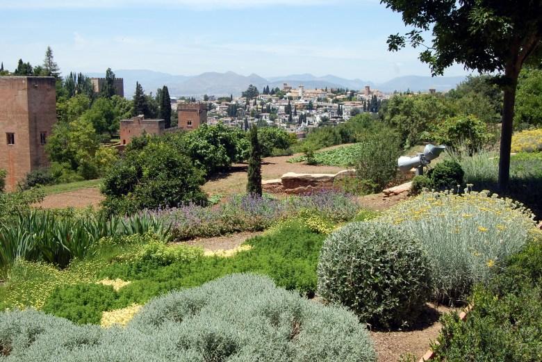 generalife - Alhambra - granada - espanha - andaluzia