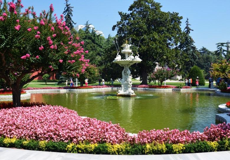 Palácio Dolmabahçe - istambul - turquia