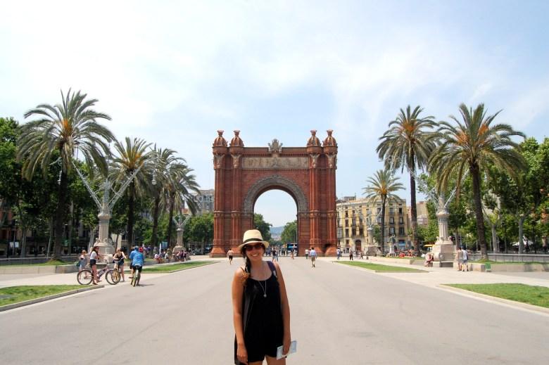 arco-do-triunfo-barcelona-espanha