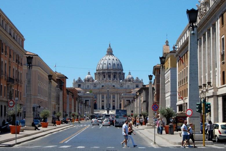 vaticano - roma - pontos turísticos