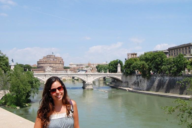rio tibre - roma - pontos turísticos
