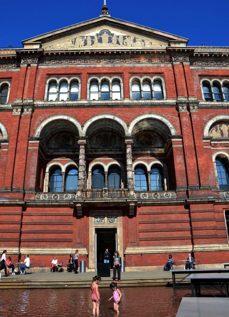 museu victoria & albert - londres - inglaterra