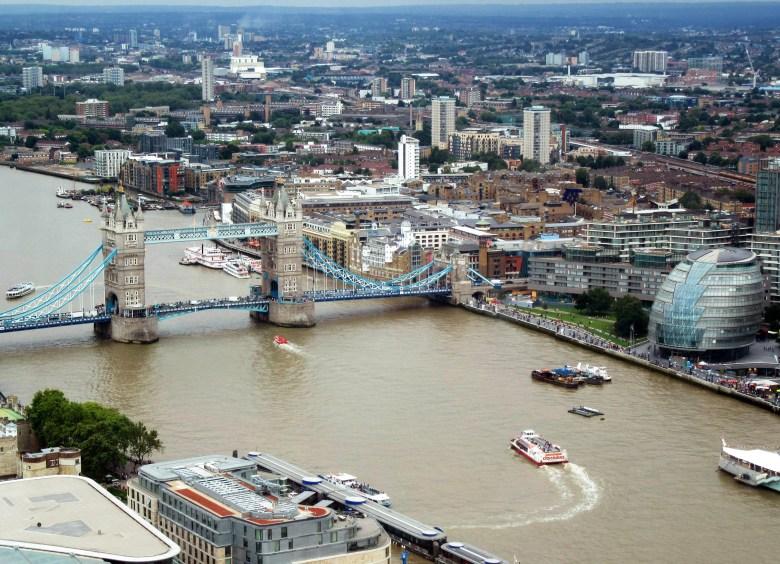 londres - tower bridge - inglaterra
