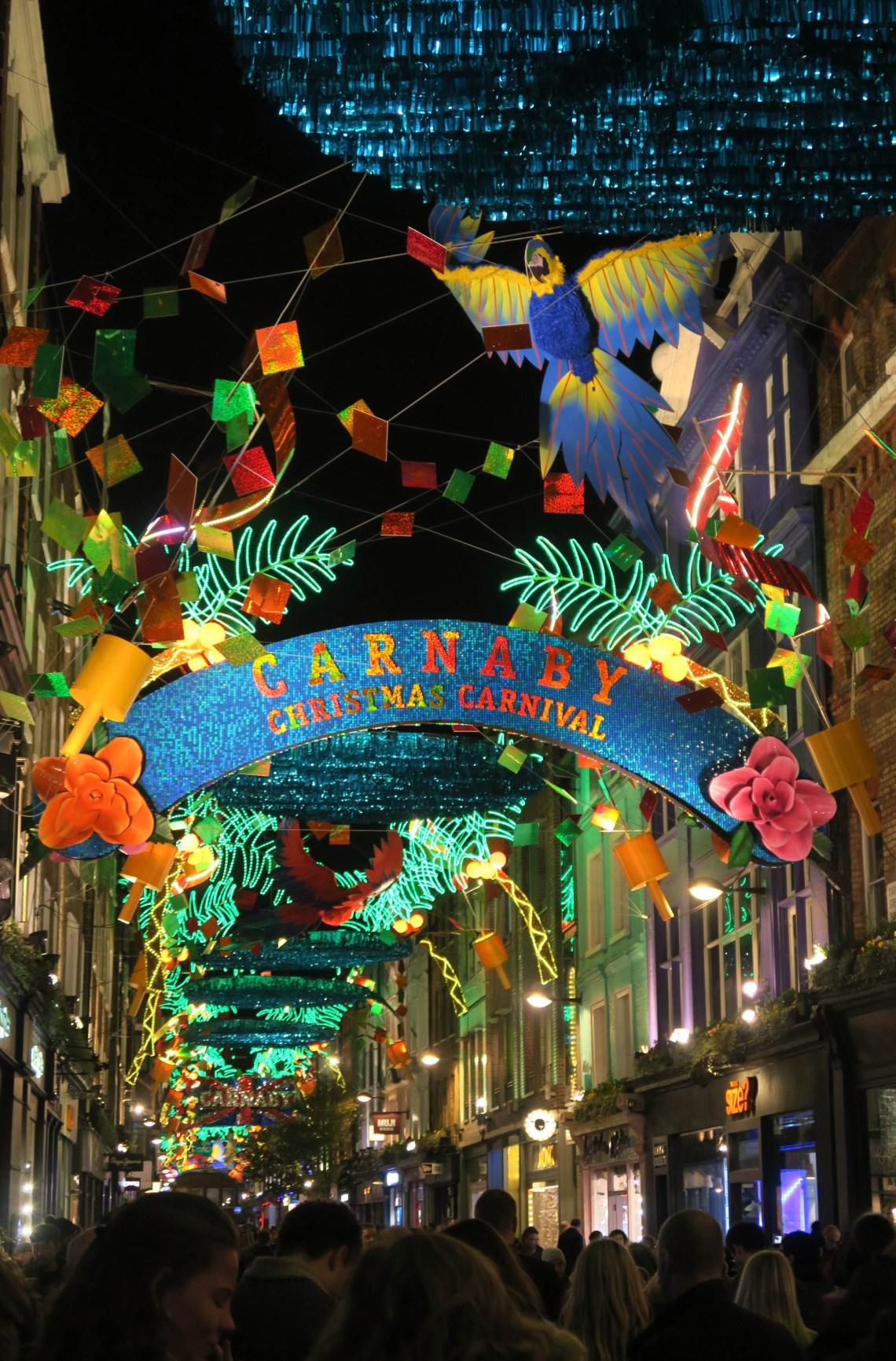 carnaby street - londres - inglaterra