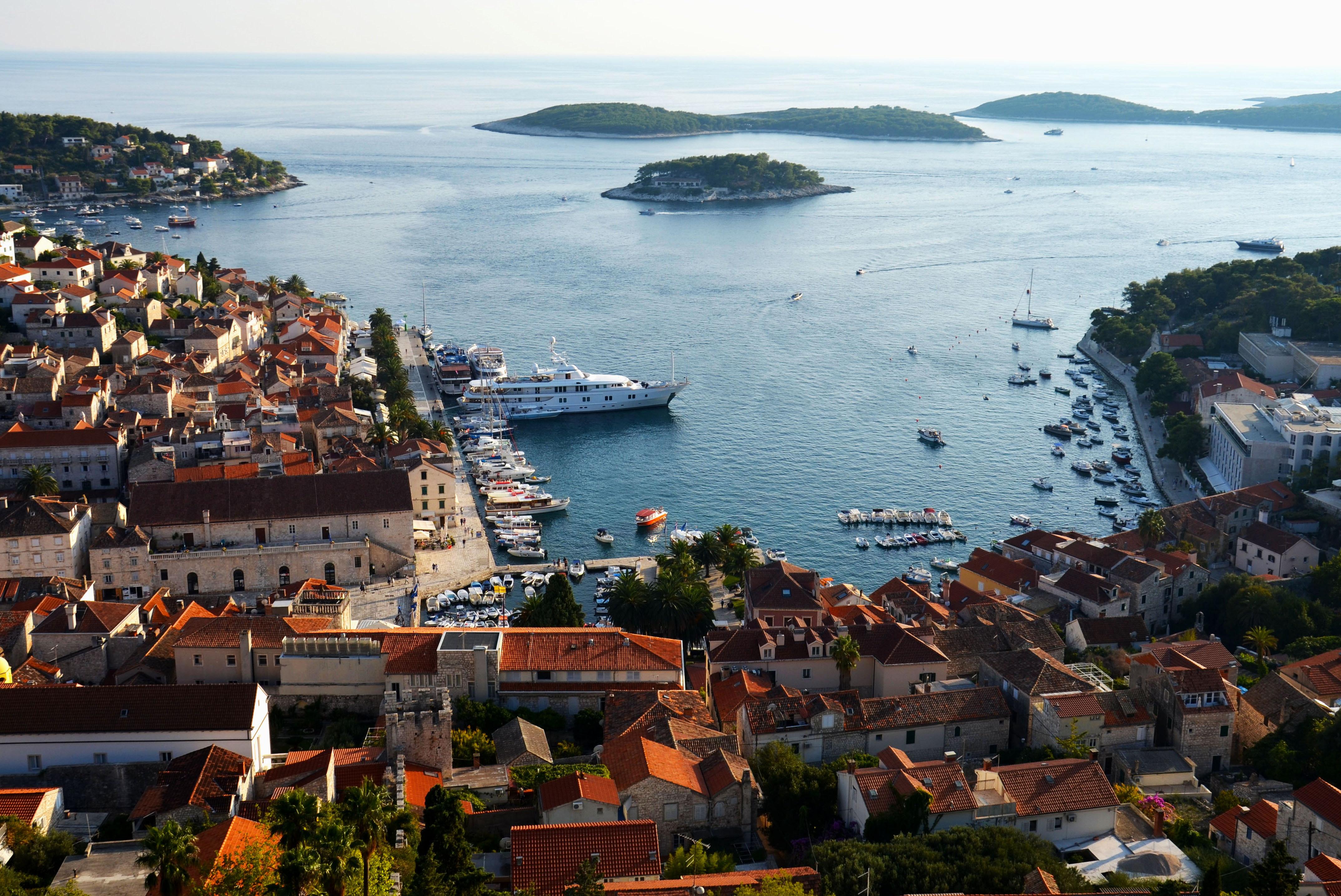 fortica - ilha de hvar - croácia - turismo