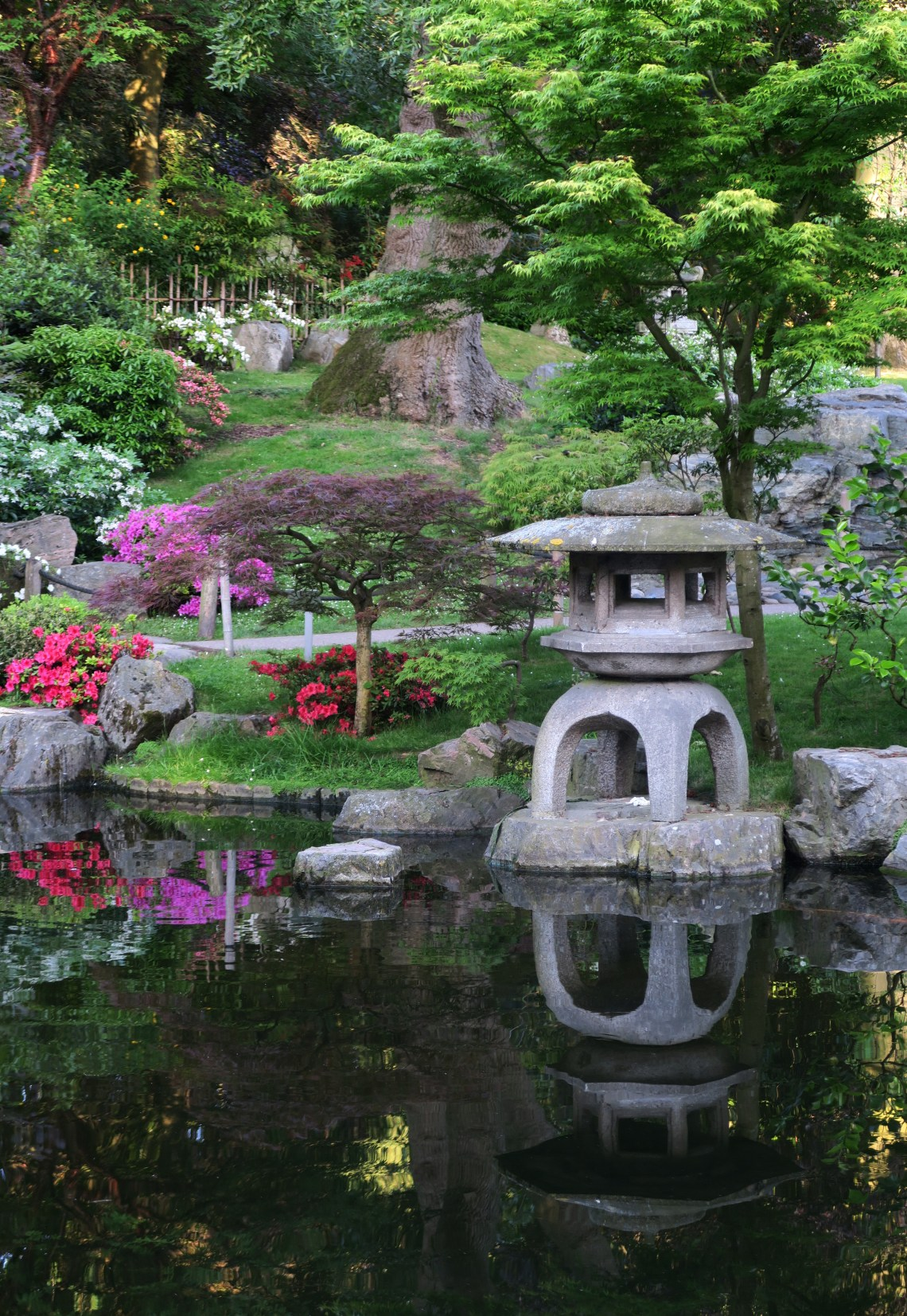 kyoto garden - holland park - parques de londres - turismo - inglaterra