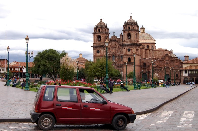 Plaza de Armas de Cusco - Peru - Pontos Turísticos