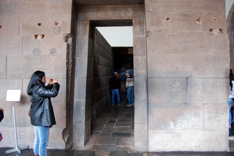 coricancha - templo do sol - cusco - peru
