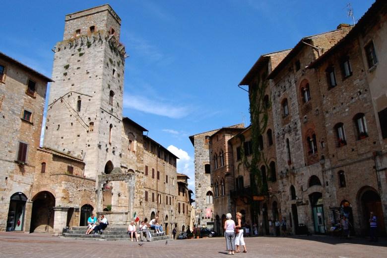 san gimignano - roteiro na toscana - itália - dicas de viagem