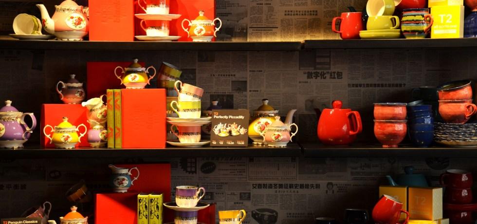 onde comprar chás em Londres - T2