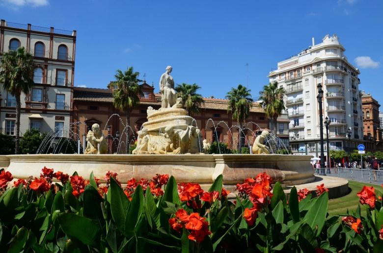 centro histórico de sevilha - andaluzia - espanha
