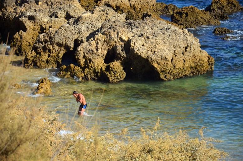 praia dos arrifes - as melhores praias do algarve - portugal - turismo