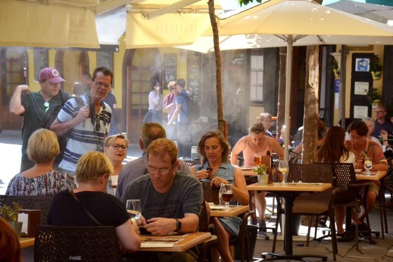 restaurante de tapas - sevilha - fotos e pontos turísticos