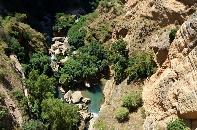 rio guadalevin - o que fazer em ronda - andaluzia - espanha