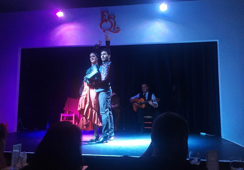 show de flamenco - sevilha - pontos turísticos e atrações
