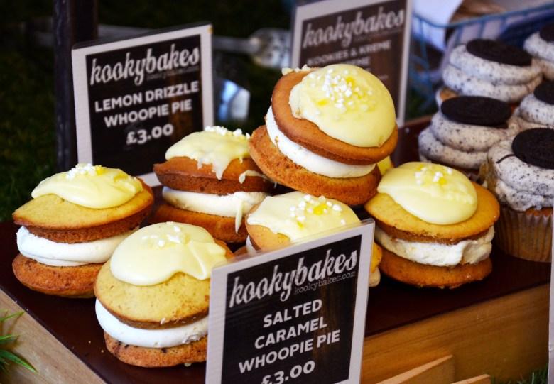 doces - mercados de comida - o que fazer em brick lane - londres