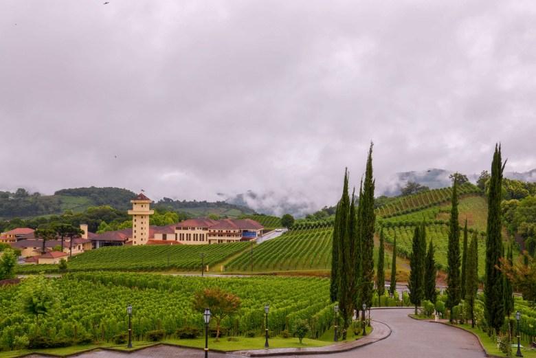 hotel e spa do vinho - vale dos vinhedos - bento gonçalves - turismo