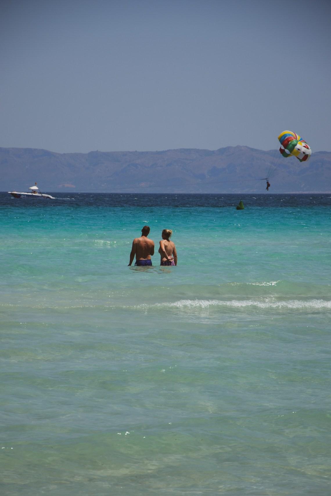 playa del muro, espanha, ilhas baleares