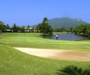 golf a santo domingo