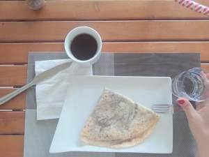 dove soggiornare a Djerba: colazione de Les jardins de Toumana
