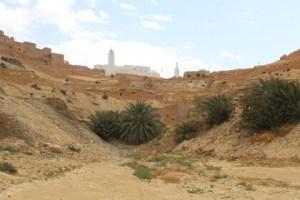 notte nel deserto tunisino