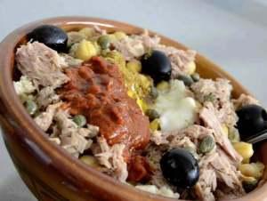 piatti tipici della cucina tunisina: lablabi