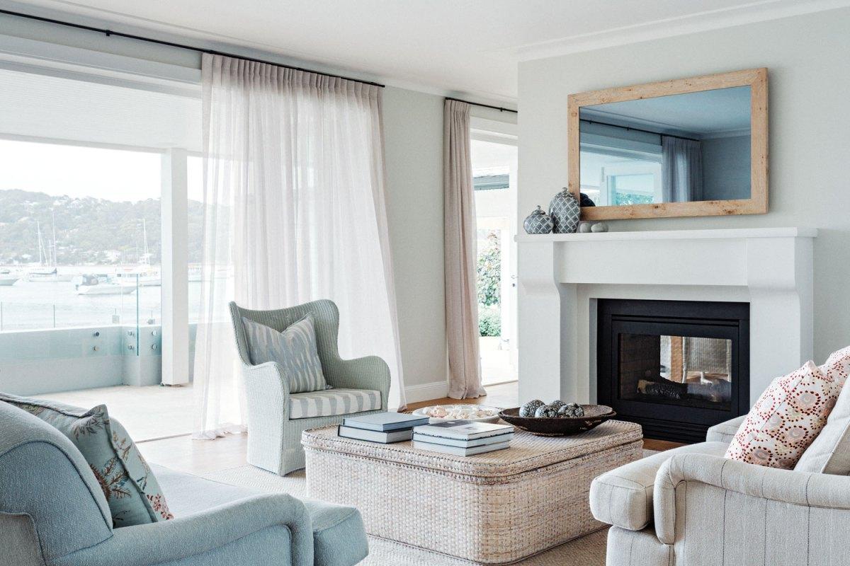 Coastal Design - Living Room